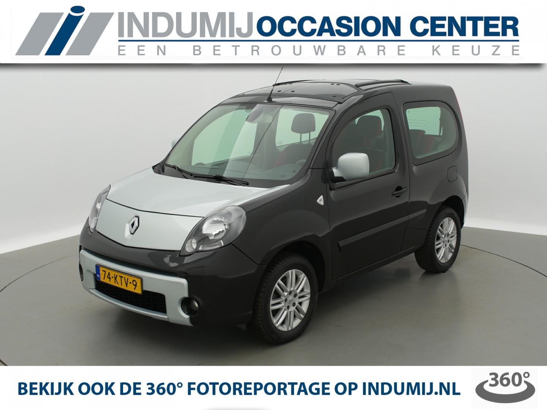 Renault Kangoo Be bop 1.6-16v chic //climate control / parkeersensoren / panoramadak