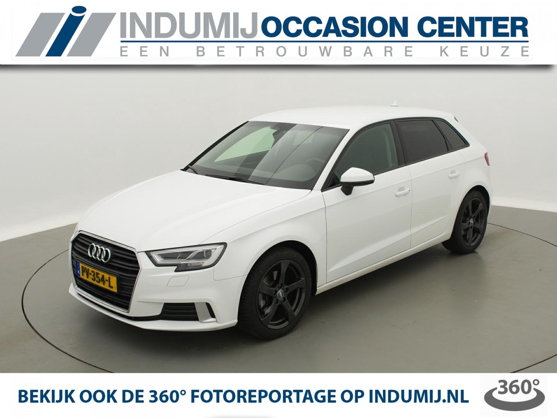 Audi A3 Sportback 1.0 tfsi sport lease edition // navi / led / parkeersensoren / sportstoelen