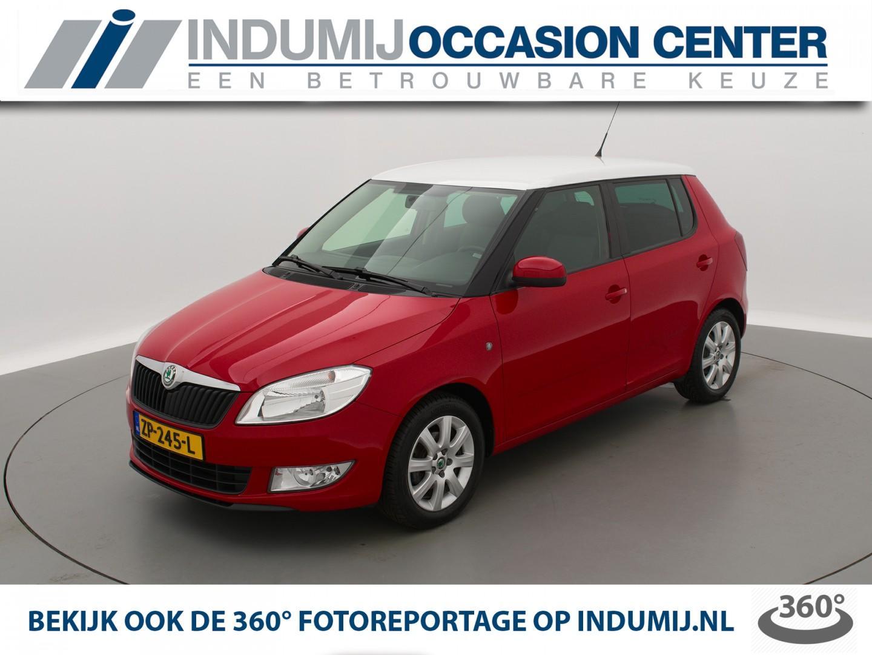 Škoda Fabia 1.2 tsi ambition businessline 5drs. // radio cd-mp3 speler