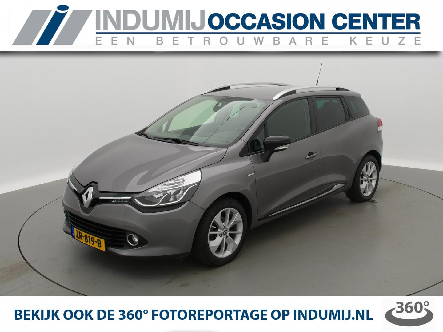 Renault Clio Estate 90 tce night&day // navi / airco / parkeersensoren / bluetooth