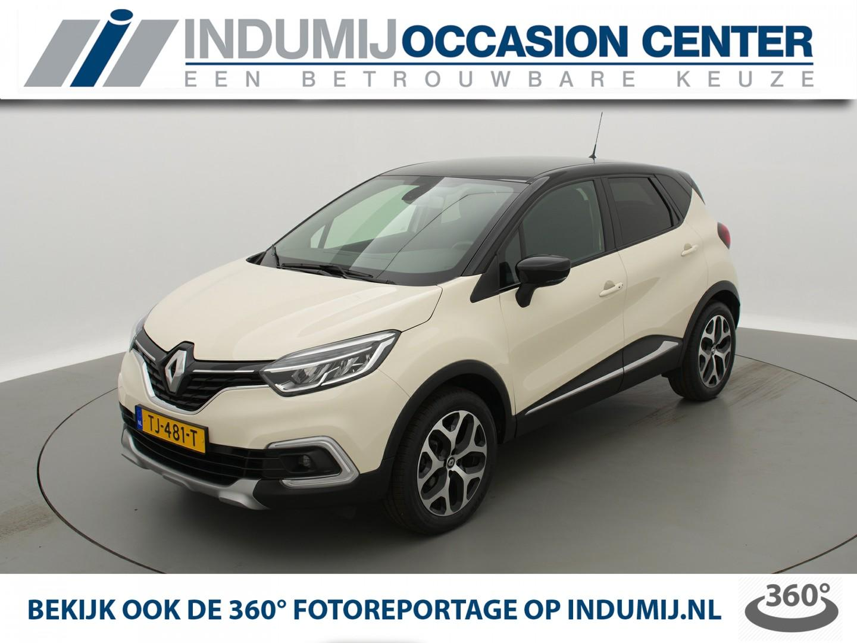 Renault Captur Tce 90 intens // navi r-link / parkeersensoren / keyless / led