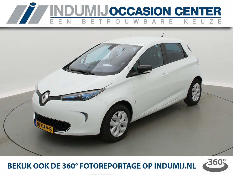 Renault Zoe R240 intens (incl. btw) // navi / climate controle / bluetooth / ex accu