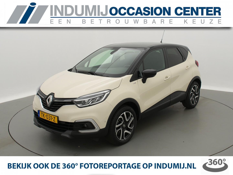 Renault Captur Tce 90 bose // navi / camera / dodehoek detectie / climate control