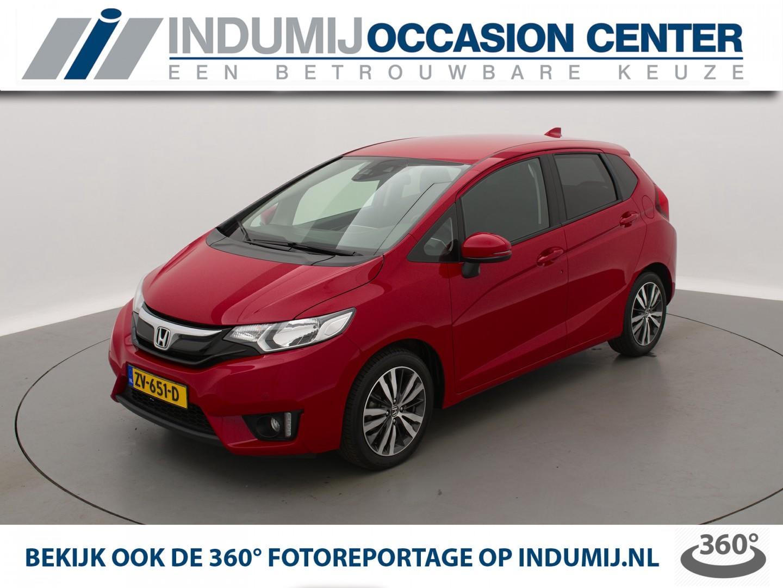 Honda Jazz 1.3 i-vtec elegance // navi / camera / lane departure / stoelverwarming