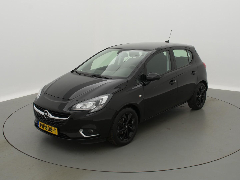 Opel Corsa 1.4 online edition // airco / sensoren achter / stoel en stuurverwarming!