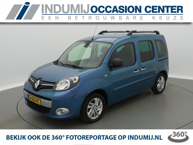 Renault Kangoo Family tce 115 limited // navi / parkeersensoren / trekhaak!