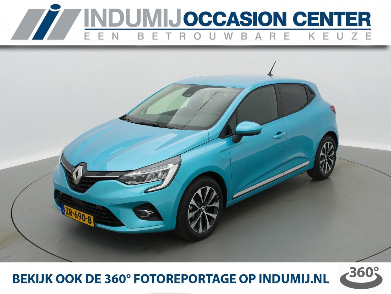 Renault Clio Tce 100 intens *demo voordeel* // navi / 16 inch lichtmetaal / parkeersensoren / led