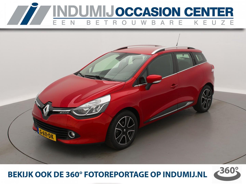 Renault Clio Estate tce 90 dynamique // keyless / climate control / navi / bluetooth