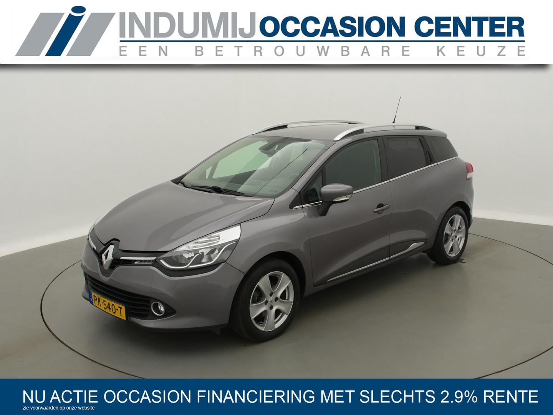 Renault Clio Estate tce 90 dynamique // clima / cruise / camera / keyless / parkeersensoren