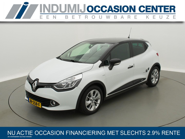 Renault Clio 1.5 dci eco limited // lederen bekleding / navigatie / unieke auto!