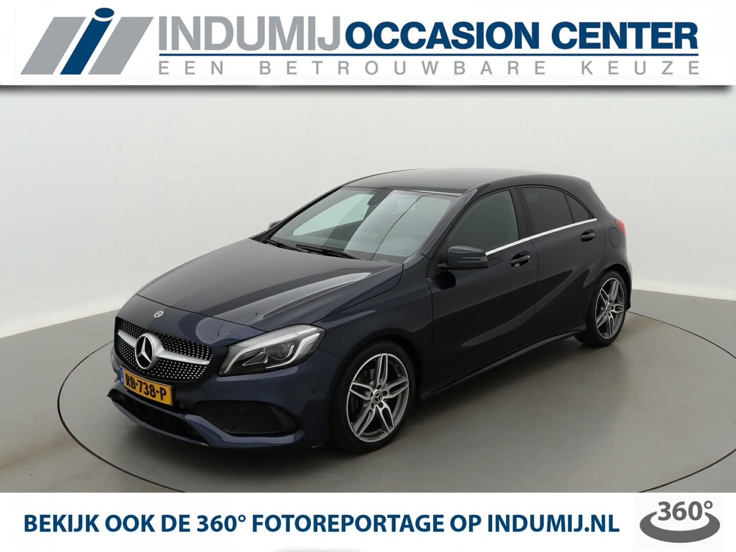 """Mercedes-benz A-klasse 180 business solution amg automaat // camera / amg styling / 18"""" inch / navi"""