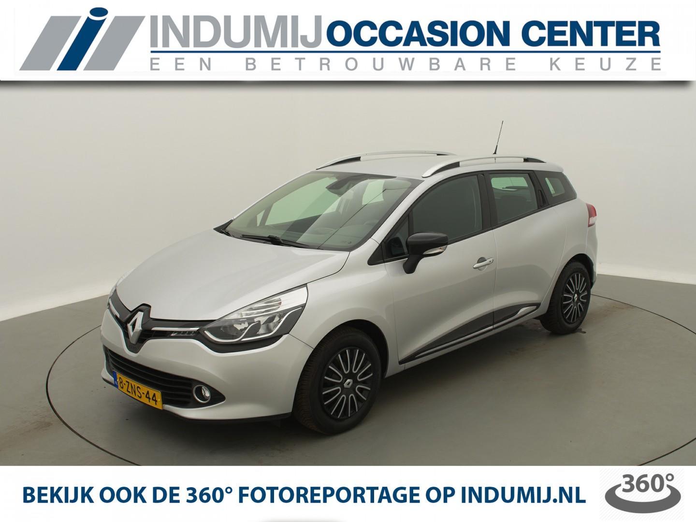 Renault Clio Estate tce 90 dynamique // navi / parkeersensoren / cruise control