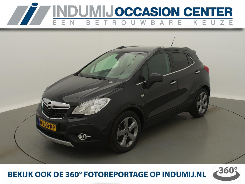 Opel Mokka 1.4 t cosmo // navi / camera / leder / automaat!