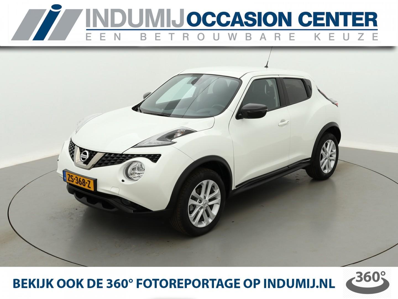 Nissan Juke 1.2 dig-t s/s n-connecta // navi / alcantara / clima / cruise / camera
