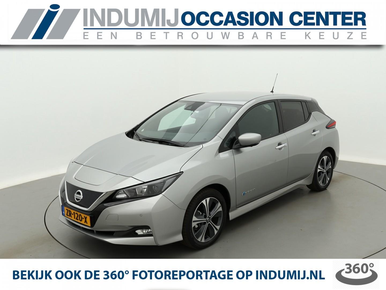Nissan Leaf N-connecta 40 kwh let op € 2000,- subsidievoordeel! incl. btw / maar 4% bijtelling! / navi / adaptive cruise /