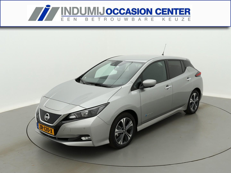 Nissan Leaf N-connecta 40 kwh let op € 2000,- subsidievoordeel! excl btw / maar 4% bijtelling! / navi / adaptive cruise /