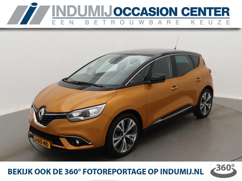 Renault Scénic Tce 130 intens // navi / sensoren / pano-dak / climate control