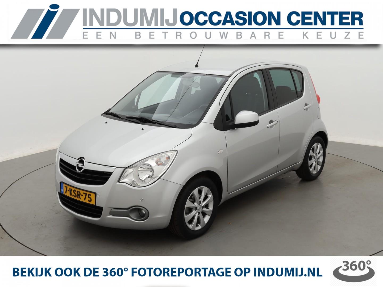 Opel Agila 1.2 edition // airco / pdc voor & achter/ lmv