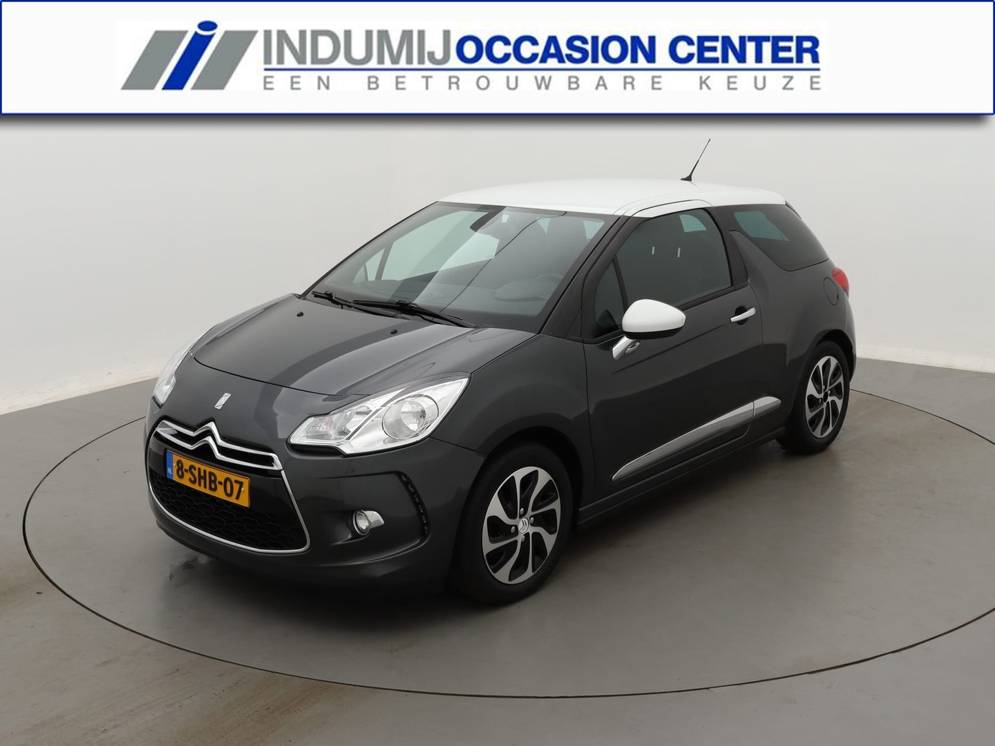 Citroën Ds3 1.6 e-hdi so chic + trekhaak / pack comfort / pack connect