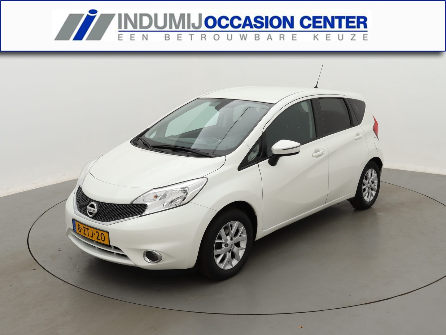 Nissan Note 1.2 connect edition / navigatie / climate en cruise control! /