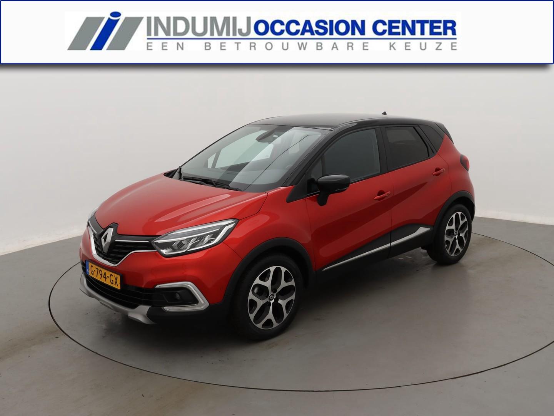 Renault Captur Tce 150 edc automaat intens origineel nederlandse auto / camera + navigatie / climate en cruise control /