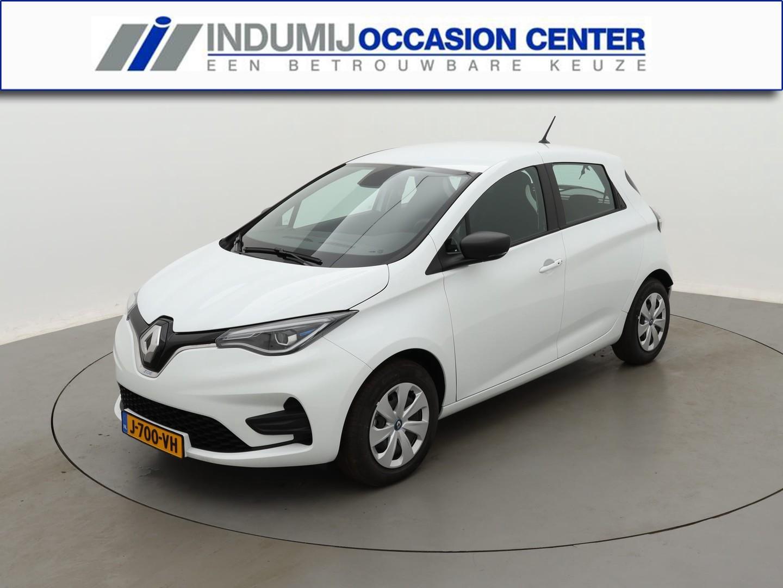 Renault Zoe R110 life carshare 50 incl. batterij / 8% bijtelling / mia toepasbaar! / navigatie / parkeersensoren