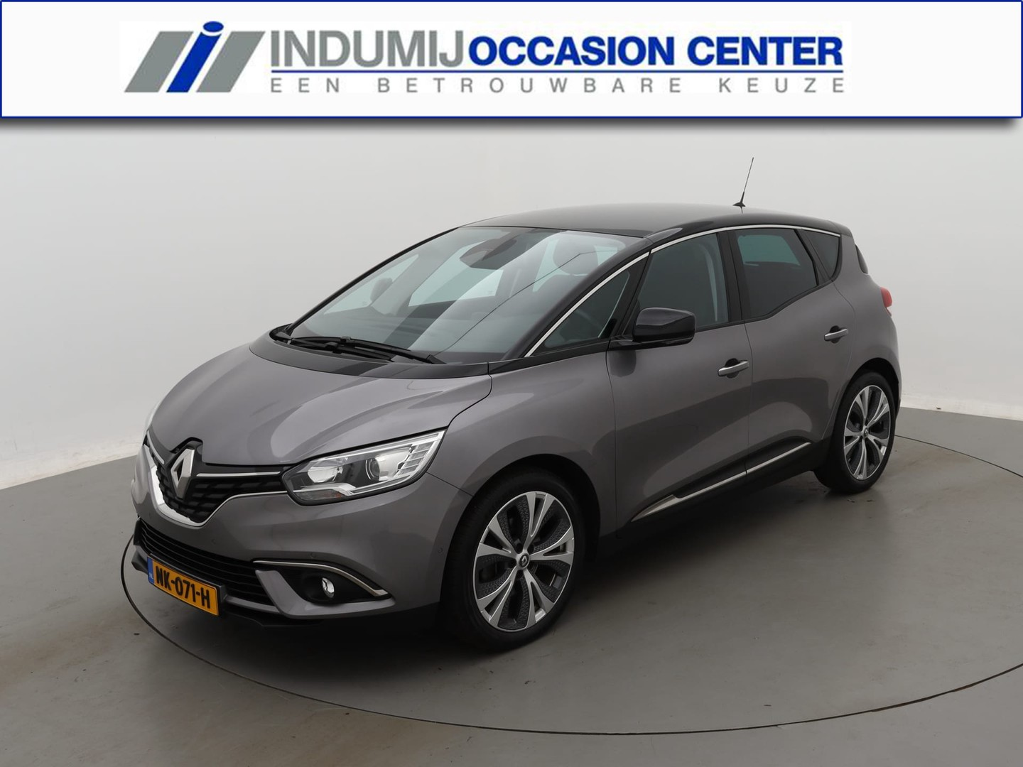 Renault Scénic Tce 130 intens // navi / cruise control // 20'' lm
