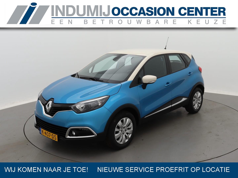 Renault Captur Tce 90 dynamique + trekhaak! // navi / cruise control / clima