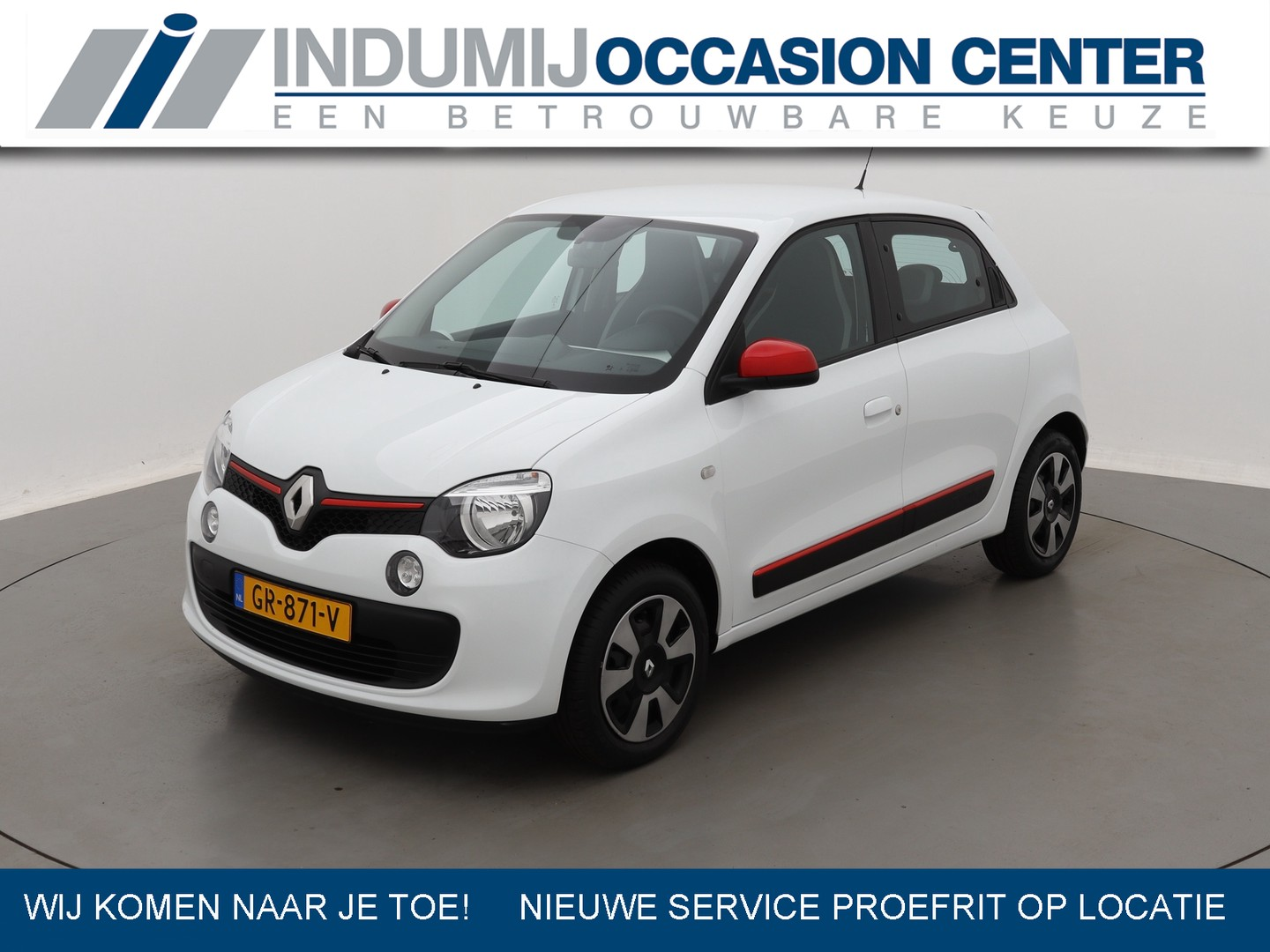 Renault Twingo 1.0 sce collection // airco / cruise control / pdc achter/