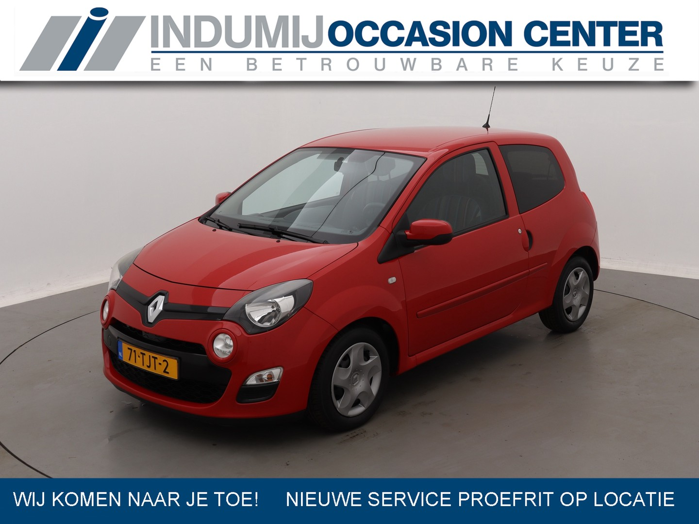 Renault Twingo 1.2 16v collection / airco / cruise control /