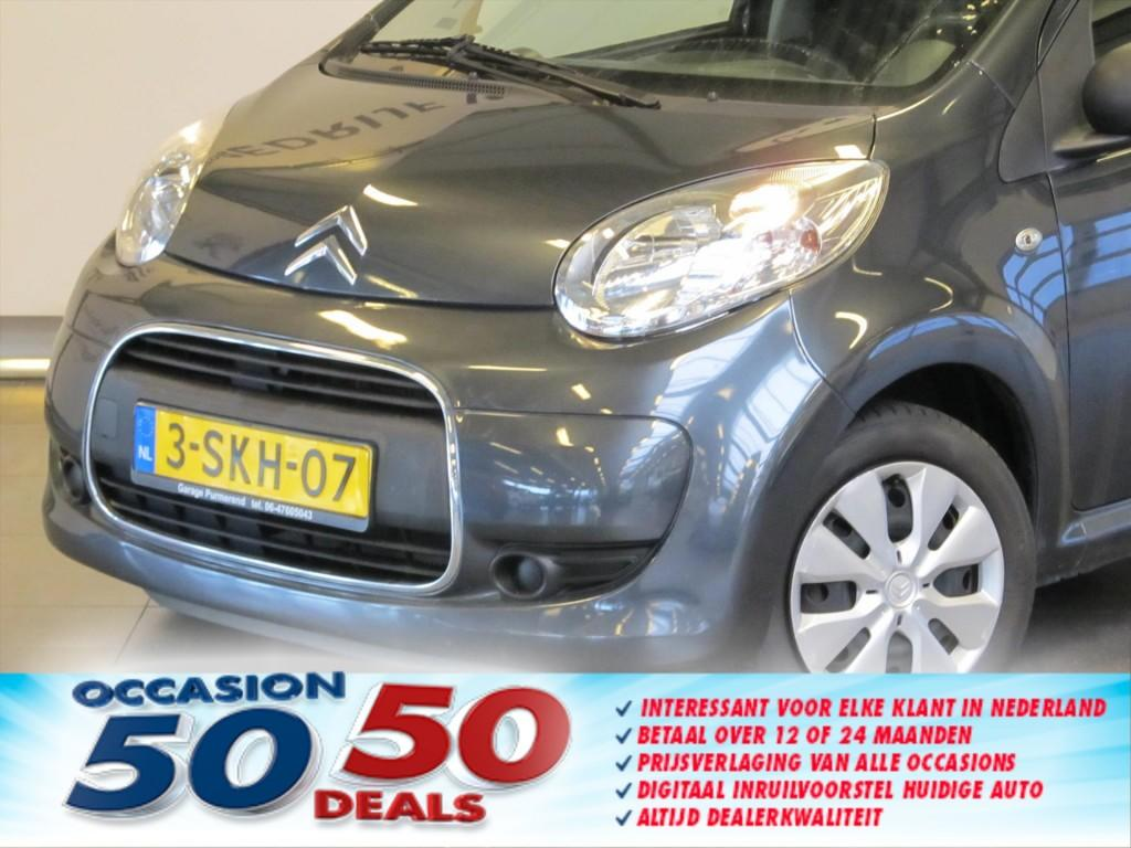 Citroën C1 5drs ambiance - cd/audio - 68dkm - keurig