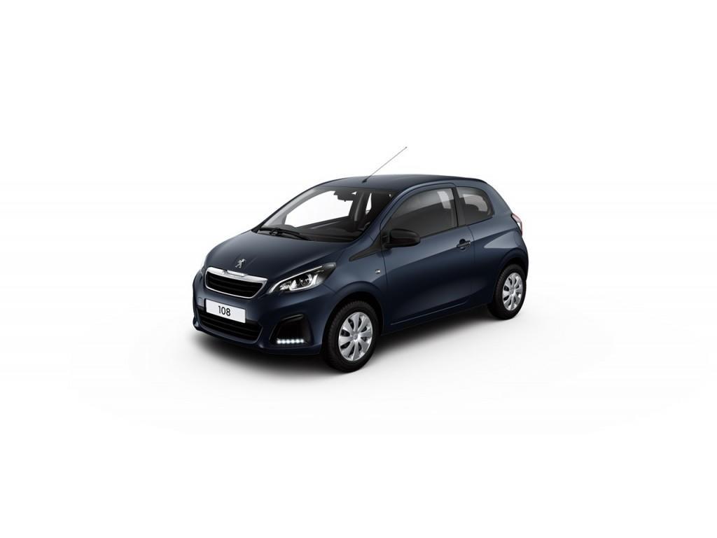 Peugeot 108 Peugeot 108 1.0 12v e-vti 68pk 3dr access