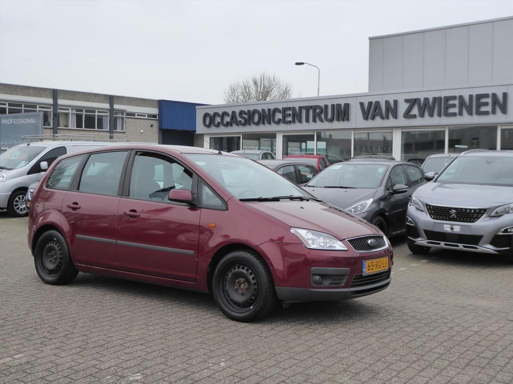 Ford Focus c-max 1.6 74kw ambiente airco/ ruim !!