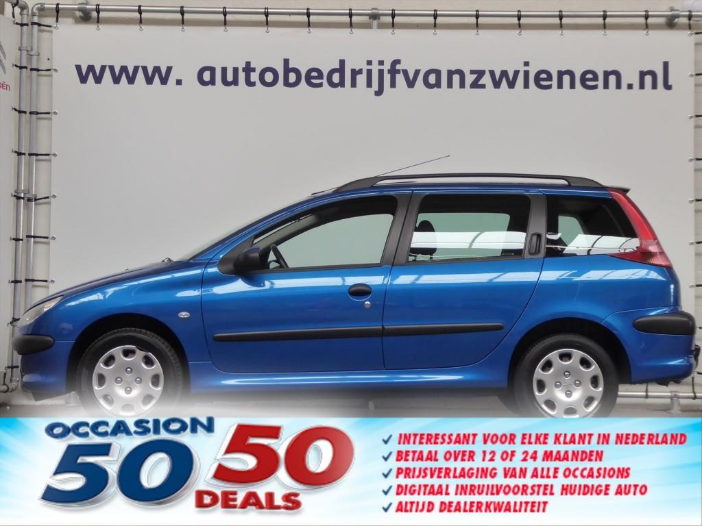 Peugeot 206 Sw 1.4 - airco -keurige auto
