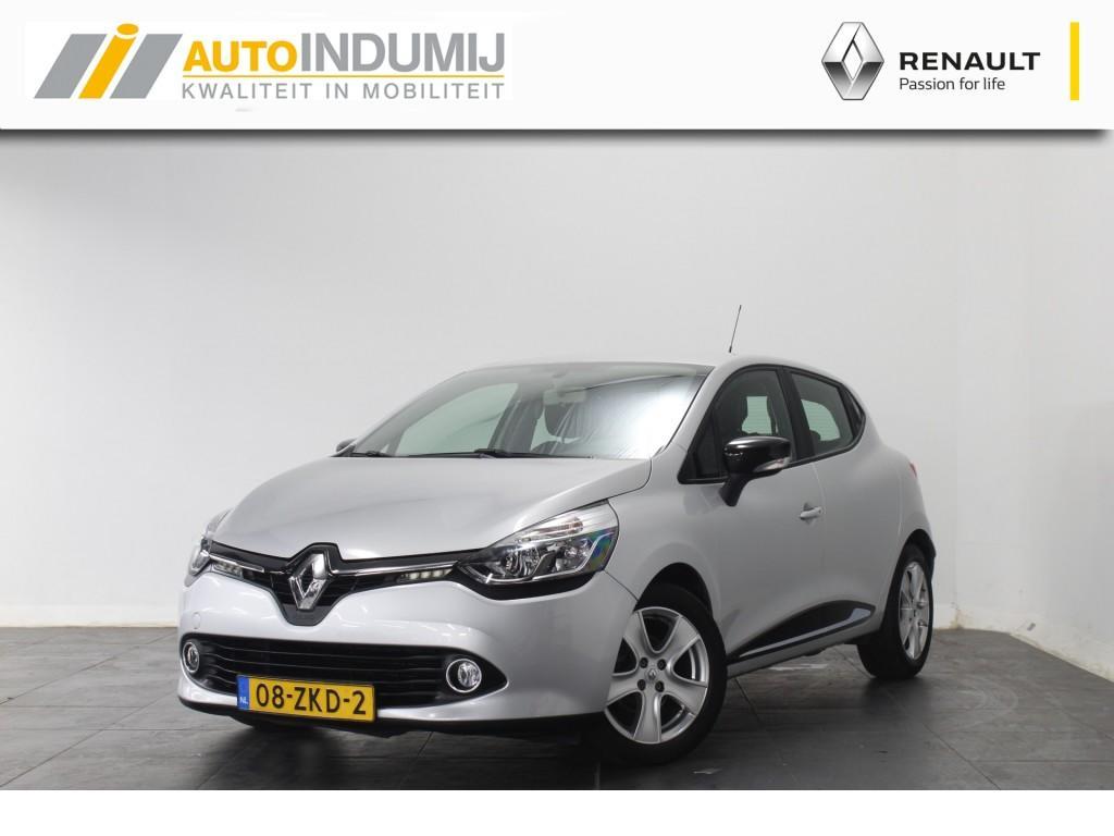 Renault Clio Tce 90 collection / navigatie / cruise controle / lichtmetaal / parkeersensor