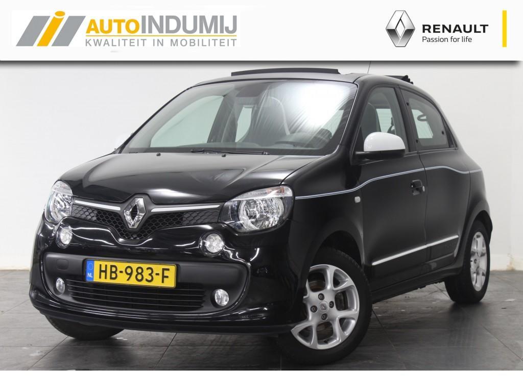 Renault Twingo Tce 90 dynamique cabrio / stoffen schuifdak / climate controle / regen-licht sensor