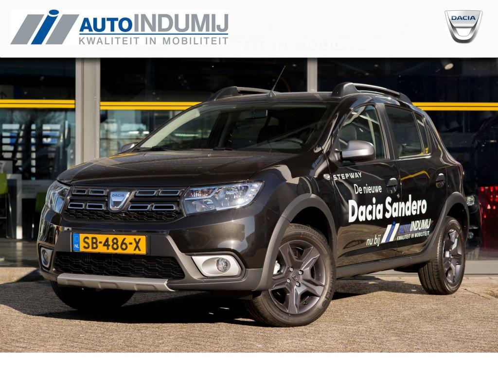 Dacia Sandero Tce 90 / serie limitée stepway / navigatie / cruise controle / parkeersensor