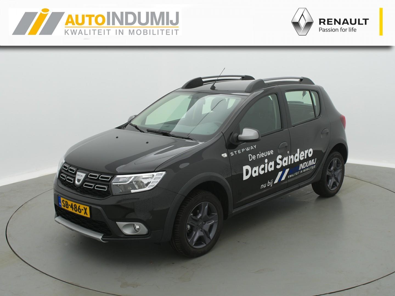 Dacia Sandero Tce 90 stepway / navigatie / cruise controle / parkeersensor