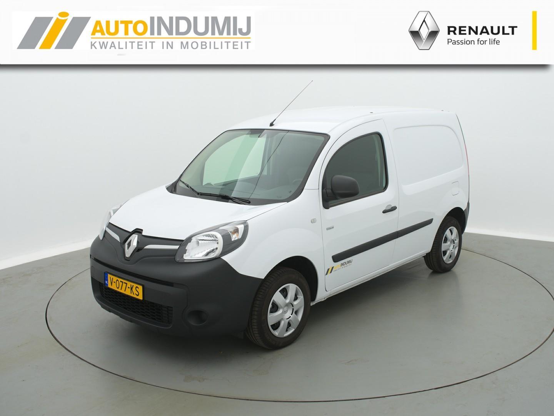 Renault Kangoo Express z.e. 33 kwh / batterijhuur / r-link navigatie / 4% bijtelling!