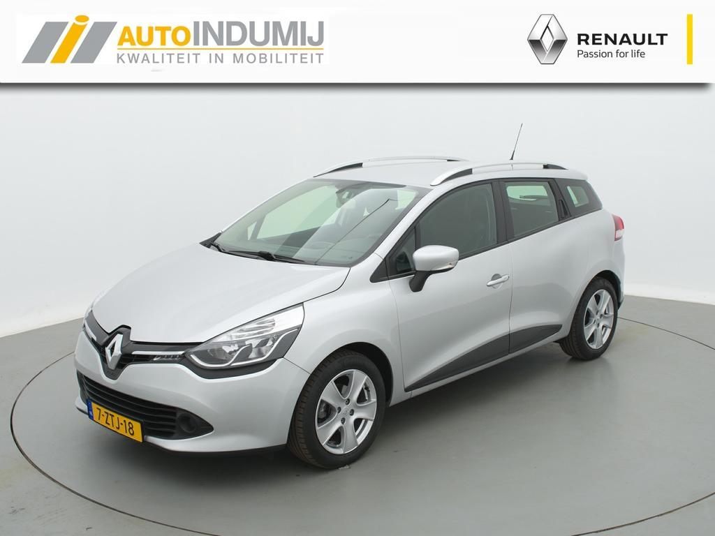 Renault Clio Estate tce 90 expression / navigatie / lichtmetalen velgen / cruise controle
