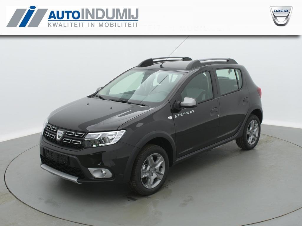 Dacia Sandero Tce 90 stepway / camera / navigatie / airco / nieuwe auto !!