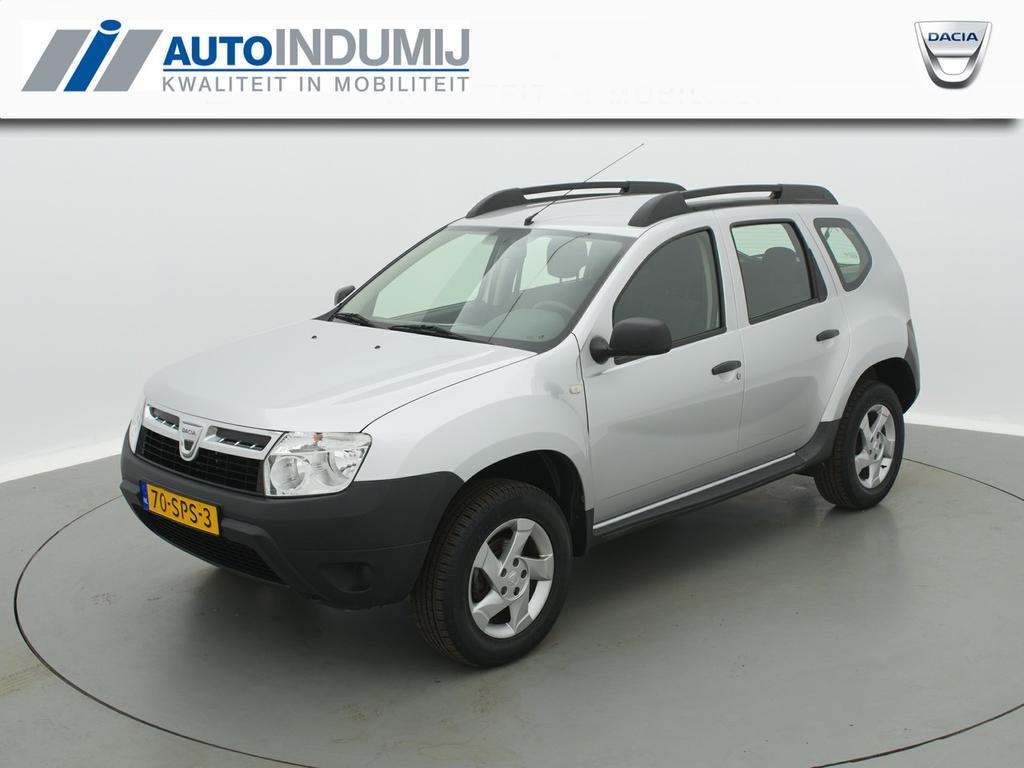 Dacia Duster 1.6 16v ambiance / airco / trekhaak / lichtmetalen velgen