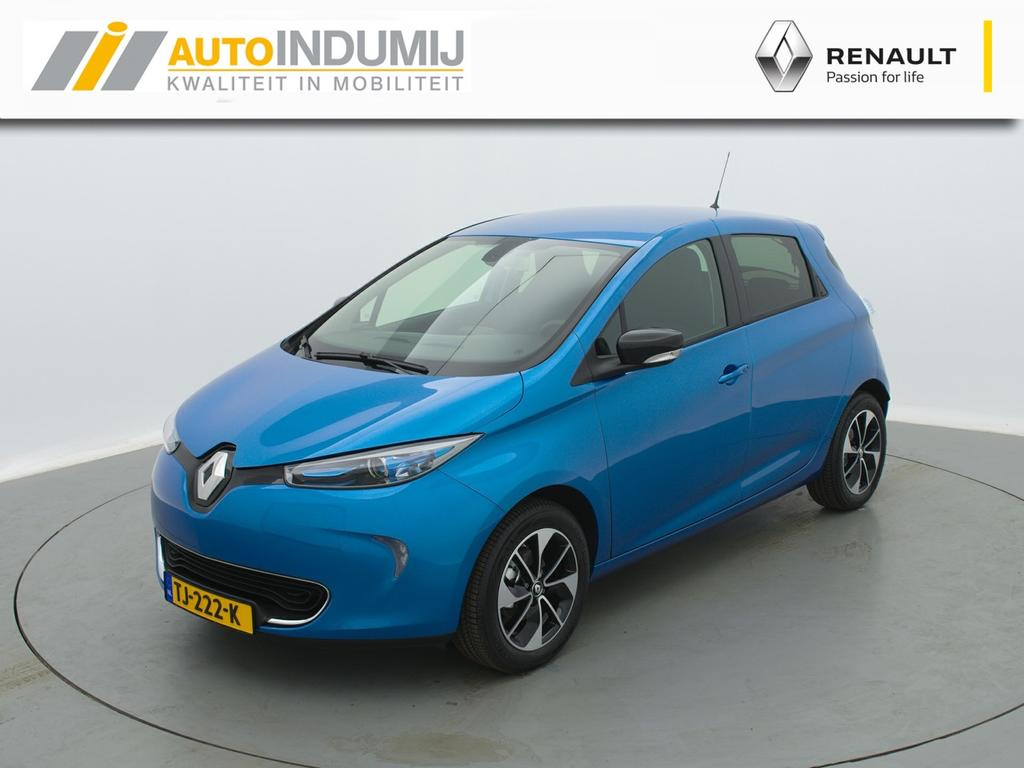 Renault Zoe R90 intens 41 kwh / camera / stoelverwarming / accukoop / armsteun
