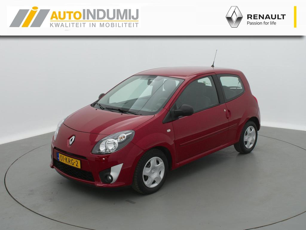 Renault Twingo 1.2 16v quickshift automaat dynamique / airco / lage km-stand !!