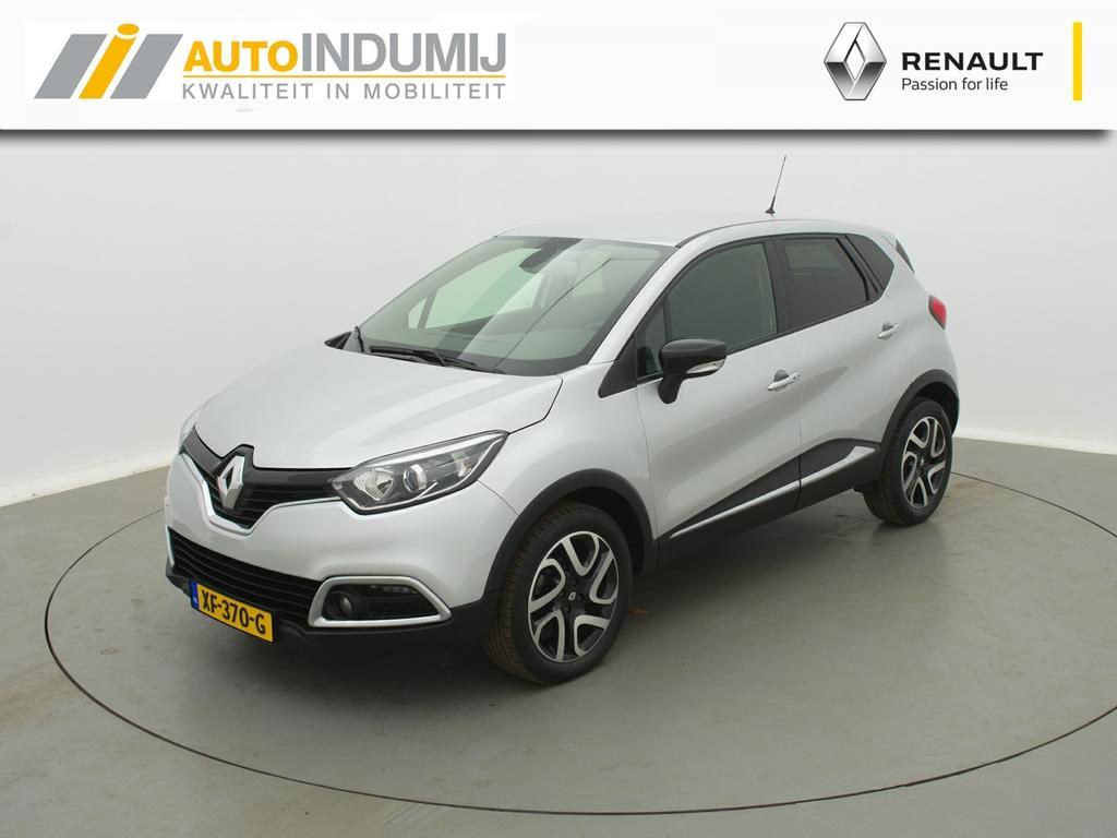 Renault Captur Tce 90 dynamique / navigatie / parkeersensor / climate controle / 17 inch / half leder