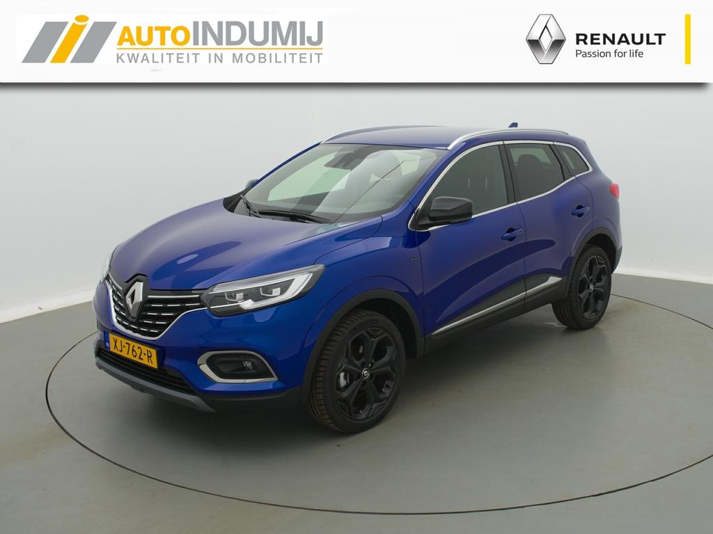 Renault Kadjar Tce 160 black edition / easy life pack / pure led / r-link 2 navigatie