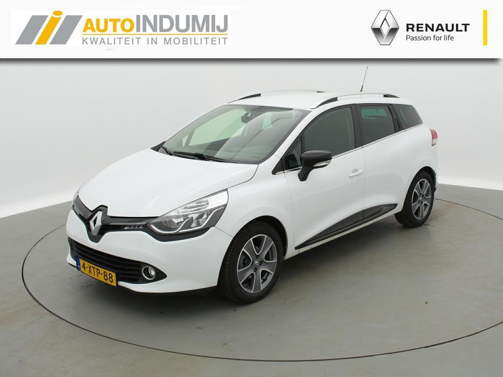 Renault Clio Estate tce 90 night&day / navigatie / lichtmetaal / parkeersensor
