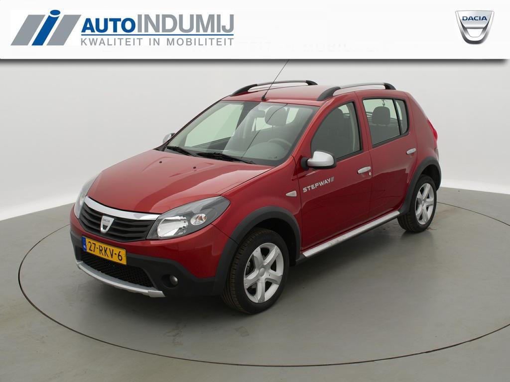 Dacia Sandero 1.6 stepway / airco / radio / trekhaak !