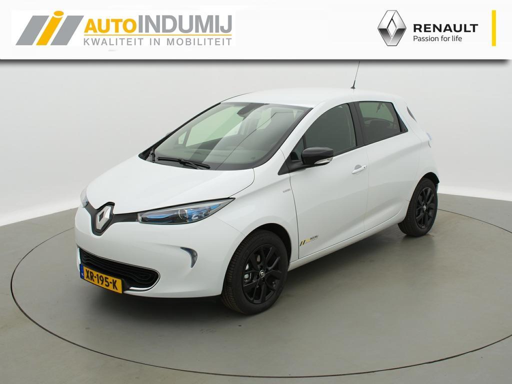 Renault Zoe R110 limited 41 kwh / camera / stoelverwarming / mia toepasbaar!