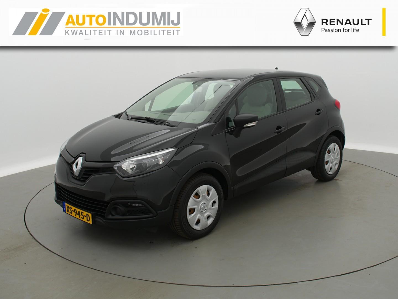 Renault Captur Tce 90 authentique / airco / parkeersensoren / cruise controle / elektrische ramen voor + achter